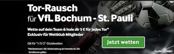 Betway Wettklub VfL Bochum - St. Pauli