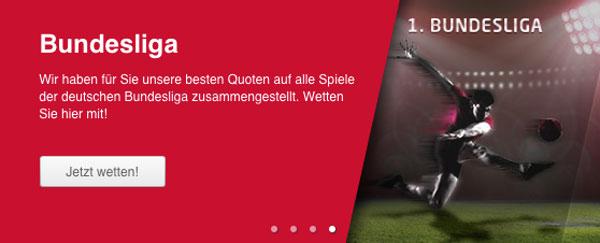 Tipico Bundesliga Fußball Uebersicht Wetten