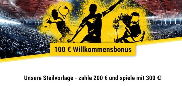 Cashpoint Bonus bis 100 Euro