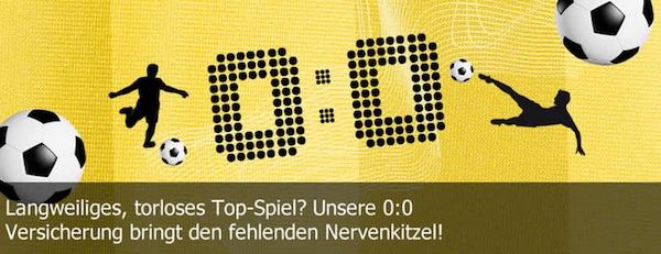 Interwetten: Feld zurück bei 0:0 im DFB-Test