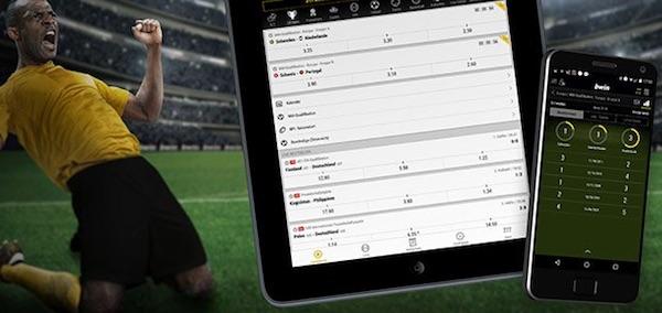 Bwin App für Tablet und Smartphones