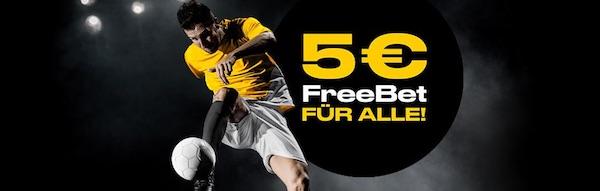 Bwin 5€ Gratiswette zur CL