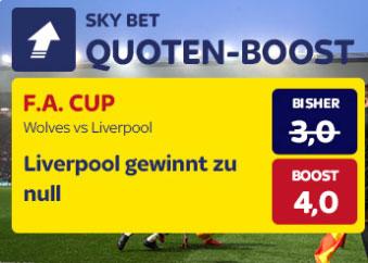 Liverpool Wolverhampton FA Cup