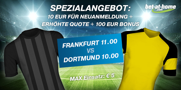 Bet-at-home hohe quote bvb sge