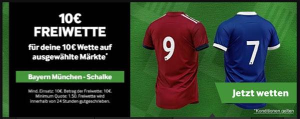 Bayern Schalke Wette Betway
