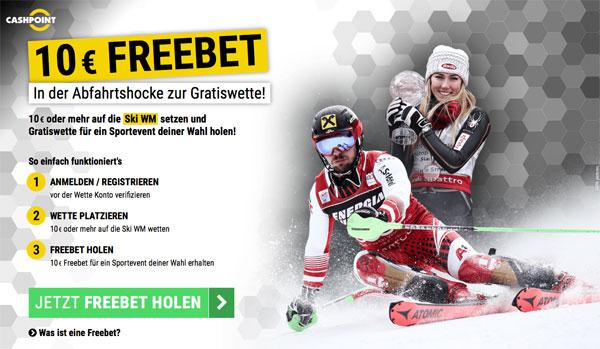 Interwetten Wette Ski WM Aare