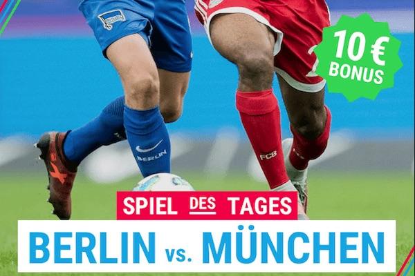 Neobet Gratiswette Berlin München DFB