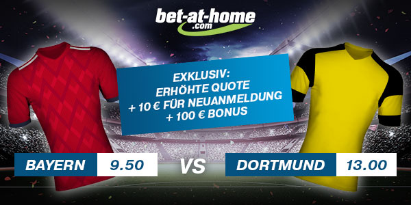 Bayern Wette Dortmund Bundesliga Wette