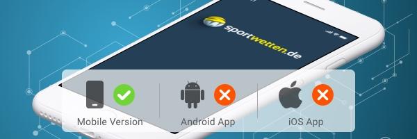Infografik zur App von sportwetten.de