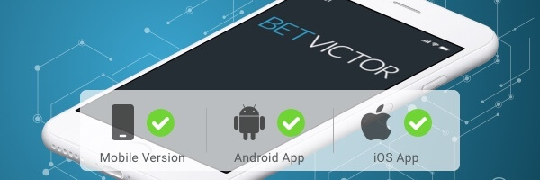 Infografik zur BetVictor App
