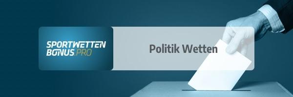 Wetten auf politische Ereignisse