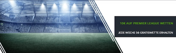 Netbet Premier League 5 Euro
