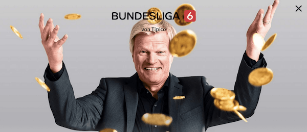 Tipico Tippspiel Bundesliga 150000 Euro gewinnen