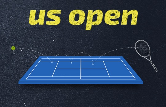 10€ Gratiswette bei ComeOn zu den US Open