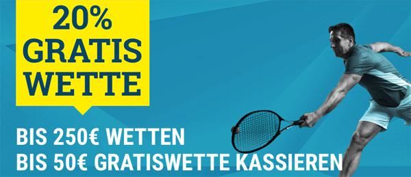 Tennis Wette Sportwetten de