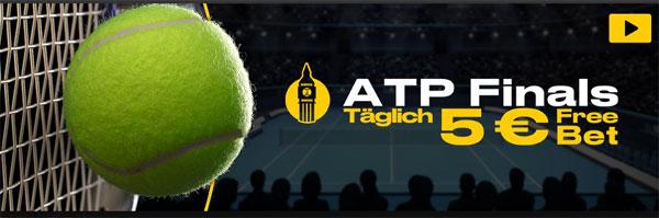 Tennis ATP Finals Wette Bwin