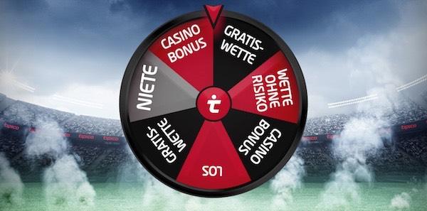 Tipico November-Spin Bonusrad