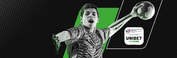 Unibet schüttet im Jackpot zur Handball EM 2020 30.000 Euro aus