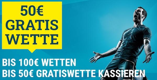 sportwetten.de mit Freebet-Aktion zum 18. Bundesliga-Spieltag
