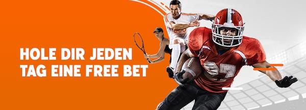 888sport Win-Win-Promotion mit täglicher Gratiswette