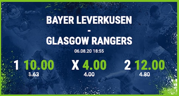 Bet at home Bayer Rangers Boost