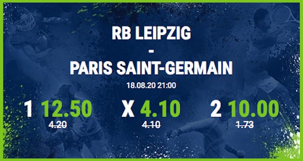 Bet at home Quotenboost zum CL-Halbfinale RB Leipzig vs. Paris Saint-Germain