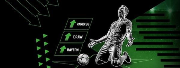 Unibet Freebet pro Tor im Champions League Finale 2020