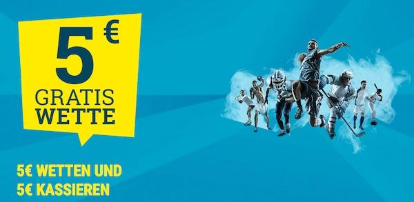 5 Euro Freebet von sportwetten.de für ESL One Cologne Wette