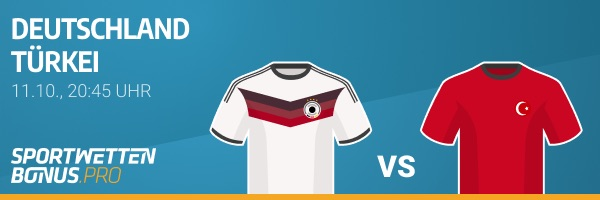 Vorschau zu Deutschland vs Türkei