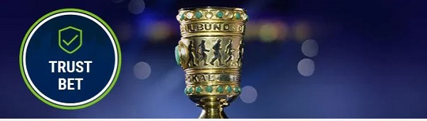 dfb pokal wette trustbet bet at home angebot