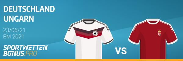 deutschland ungarn europameisterschaft em wette
