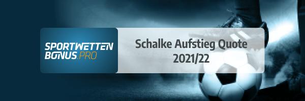 Schalke Aufstieg Quoten Tipico 2. Bundesliga Wetten