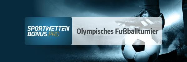 Vorschau zum olympischen Fußballturnier