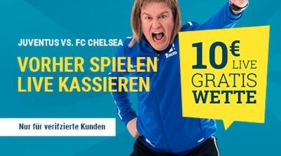 Juventus Chelsea Sportwetten.de