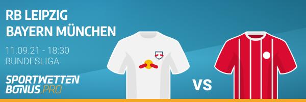Vorschau und Quotenvergleich zu Leipzig Bayern
